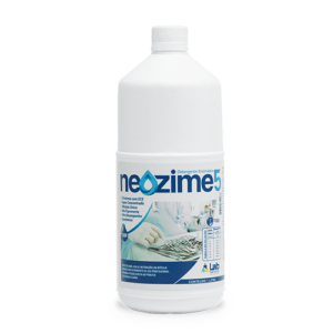 Detergente multi enzimático para limpeza de instrumentais - Neozime 5