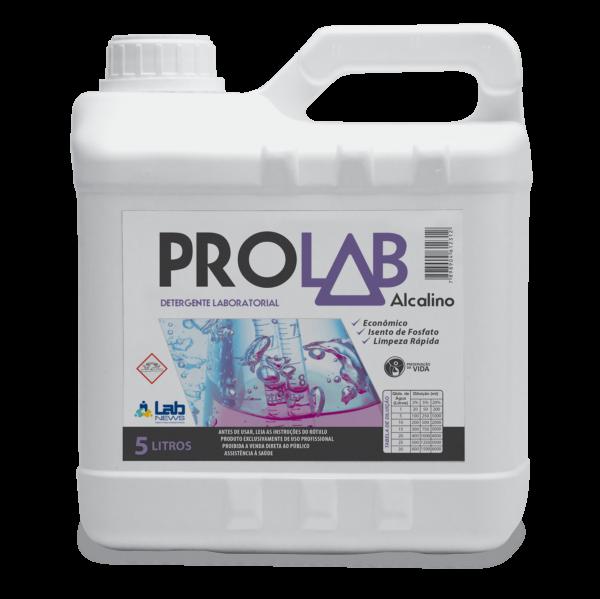 Detergente para limpeza - PROLAB Alcalino