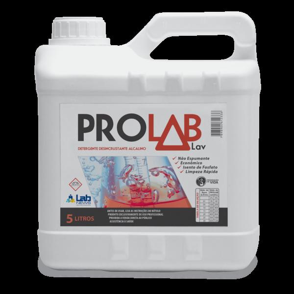 Detergente para limpeza laboratorial - PROLAB LAV