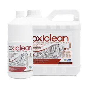 Detergente removedor de crostas e manchas OXICLEAN